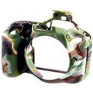 Easy Cover Reflex Silic for Nikon D5500 camouflage