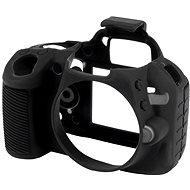 Easy Cover Reflex Silic pro Nikon D3300 černé - Pouzdro na fotoaparát