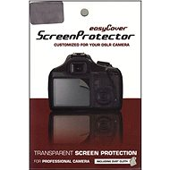 "Easy Cover Screen Protector for 3 ""LCD screen on a camcorder"