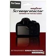 Easy Cover Screen Protector for Canon 6D - Protective Foil
