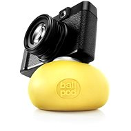 BallPod Ball Camera Stand 8 cm Yellow