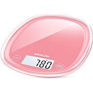 Sencor SKS Pastels 34RD red - Kitchen Scale