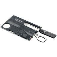 Pocket knife Victorinox Swiss Card Lite Translucent black
