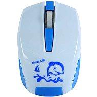 E-Blau Seico Minuscule blau