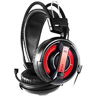 E-Blue Cobra HS Black - Headphones with Mic