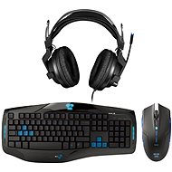E-Blue Cobra 3 in 1 - Mouse/Keyboard Set