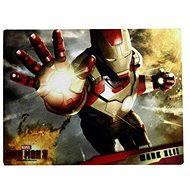 E-Blau Iron Man 3 I