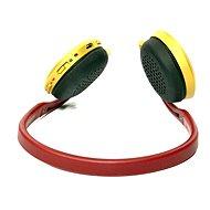 E-Blue Avengers Iron Man 3 - Sluchátka s mikrofonem