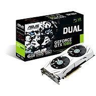 ASUS DUAL GeForce GTX 1060 6G - Grafická karta