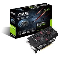 ASUS GeForce GTX 1060 O6G 9GBPS - Graphics Card