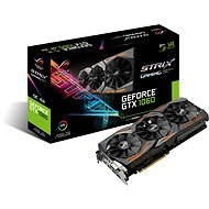ASUS STRIX GAMING GeForce GTX 1060 O6GB - Graphics Card