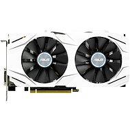 ASUS DUAL GeForce GTX 1070 O8GB - Grafikkarte