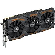 ASUS ROG STRIX GAMING GeForce GTX 1070 DirectCU III 8GB - Videokártya