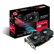 ASUS ROG STRIX GAMING RX560 DirectCU II OC 4GB EVO