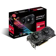 ASUS ROG STRIX GAMING RX570 DirectCU II OC 4GB