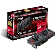ASUS EXPEDITION RX570 OC 4GB - Grafická karta
