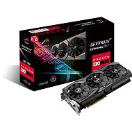 ASUS ROG STRIX GAMING RX580 DirectCU III 8GB - Grafická karta