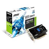 MSI N750Ti 1GD5 / OC