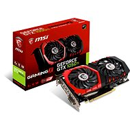 MSI GeForce GTX 1050 Ti GAMING X 4G - Graphics Card