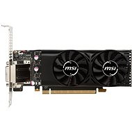 MSI GeForce GTX 1050 2GT LP - Graphics Card