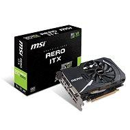 MSI GeForce GTX 1060 AERO ITX 3G OC - Grafická karta