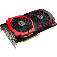 MSI GeForce GTX 1060 GAMING X+ 6G - Graphics Card
