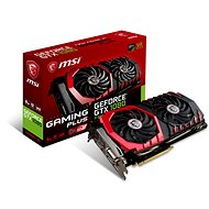 MSI GeForce GTX 1080 GAMING+ 8G - Grafická karta