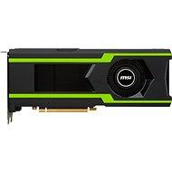MSI GeForce GTX 1080Ti AERO 11G - Grafická karta