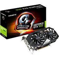 GIGABYTE GTX 950 XTREME GAMING 2 gigabytes