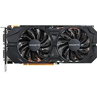 GIGABYTE GTX 960 WINDFORCE 2X Gaming 4GB - Grafická karta