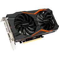GIGABYTE GeForce GTX 1050 Ti G1 Gaming 4G - Grafikkarte