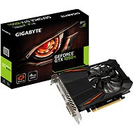 GIGABYTE GeForce GTX 1050 Ti D5 4G - Graphics Card
