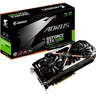 GIGABYTE GeForce AORUS GTX 1080 8G - Grafikkarte