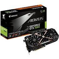 GIGABYTE GeForce AORUS GTX 1080 Xtreme Edition 8G - Grafická karta