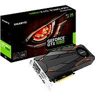 GIGABYTE GeForce GTX OC 1080 Turbo 8G - Grafikkarte