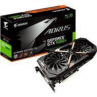 GIGABYTE GeForce AORUS GTX 1080 Ti Xtreme Edition 11G
