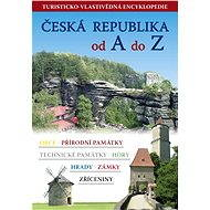 Česká republika od A do Z - Simona Kidlesová, Jiří Špaček