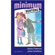 Minimum bontonu - Slávka Poberová, Jesika Schaftová