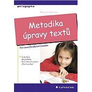 Metodika úpravy textů - Martina Daňová