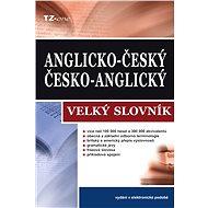 Velký anglicko-český/ česko-anglický slovník - kolektiv autorů TZ-one