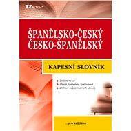 Španělsko-český / česko-španělský kapesní slovník - kolektiv autorů TZ-one