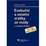 Exekuční a ostatní srážky ze mzdy a z jiných příjmů - Bořivoj Šubrt