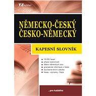 Německo-český / česko-německý kapesní slovník - kolektiv autorů TZ-one