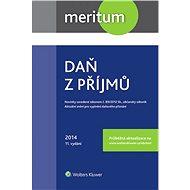 Meritum Daň z příjmů 2014 - Ivan Brychta, Ivan Macháček, Ivana Pilařová, Jiří Strouhal