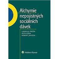Alchymie nepojistných sociálních dávek - Ladislav Průša, Petr Víšek, Robert Jahoda