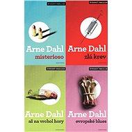 Čtyři severské detektivky Arneho Dahla za výhodnou cenu - Elektronická kniha ze série Paul Hjelmem, Arne Dahl
