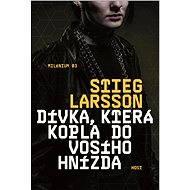 Dívka, která kopla do vosího hnízda [E-kniha] - Stieg Larsson