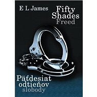 Fifty Shades Freed: Päťdesiat odtieňov slobody - E L James