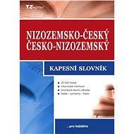 Nizozemsko-český / česko-nizozemský kapesní slovník - Vladimír Uchytil
