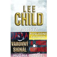 Lee Child - série s Jackem Reacherem - Elektronická kniha ze série Jack Reacher, Lee Child
